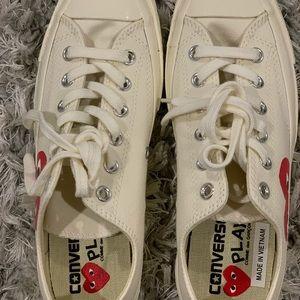 Comme des Garcons Shoes - CDG (comme de garcon) Converse